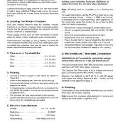hearth and home technologies simplifyre sfe 35 user manual page 4 11 also for simplifyre sfe 35c [ 954 x 1235 Pixel ]