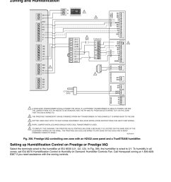 zoning and humidification thx9321 prestige iaq with eim honeywell prestige thx9321 user manual page 156 160 [ 954 x 1235 Pixel ]