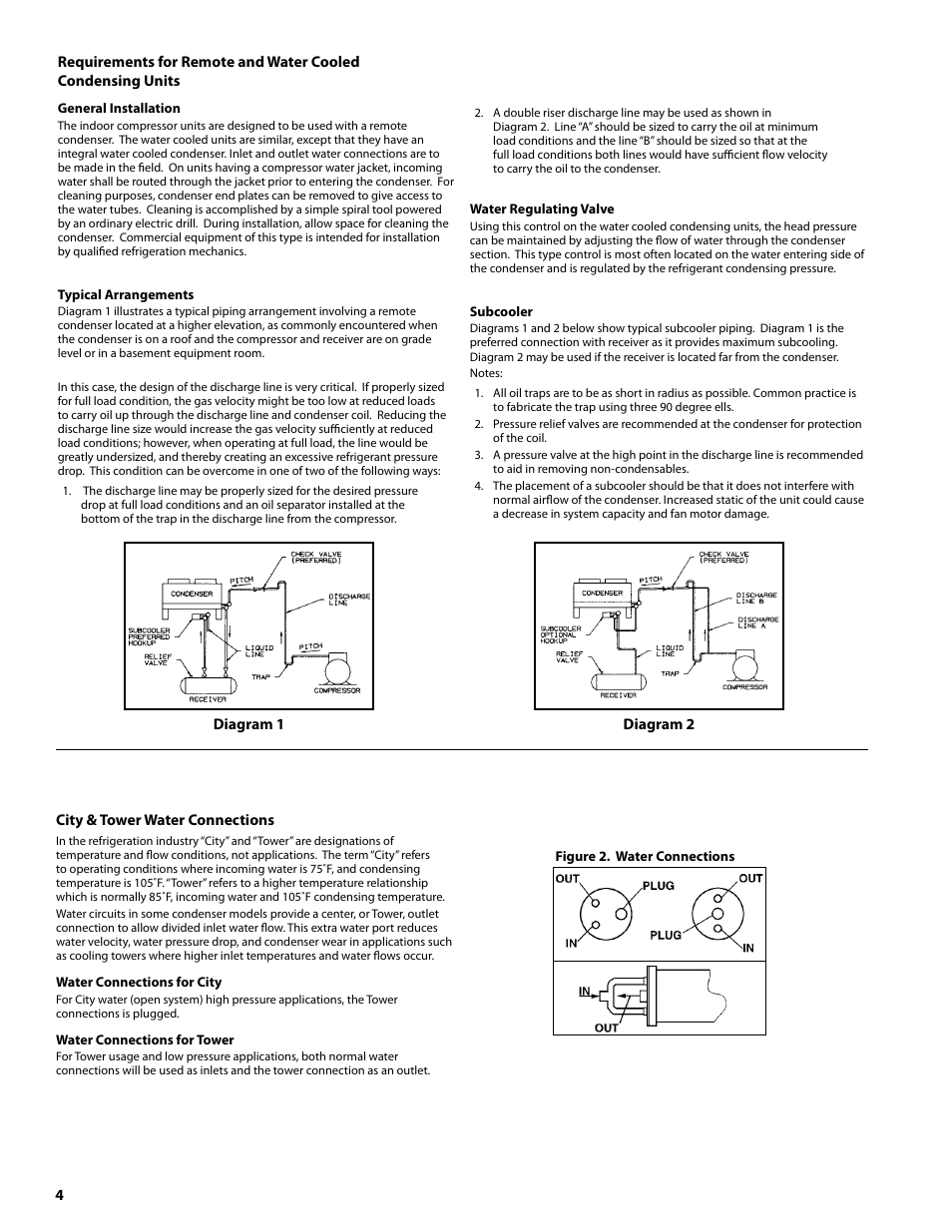 medium resolution of  heatcraft refrigeration products condensing units h im cu user on bohn