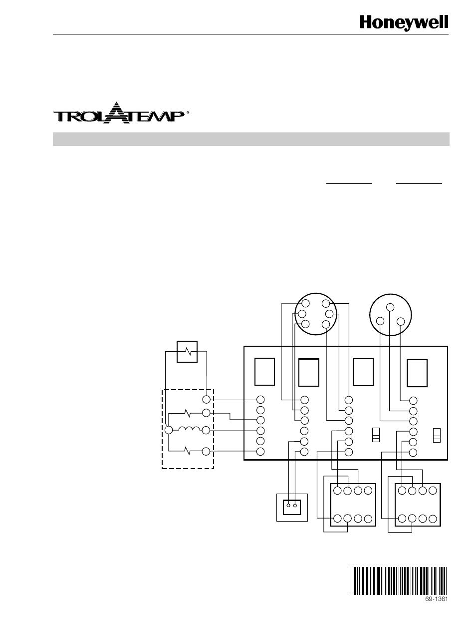 Honeywell Th8320wf Wiring Diagram Honeywell TH8320WF1029
