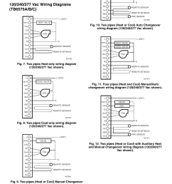 thermostat wiring diagrams honeywell suitepro tb8575 user manual rh manualsdir com wiring single phase 277 277vac wiring diagram light [ 954 x 1475 Pixel ]