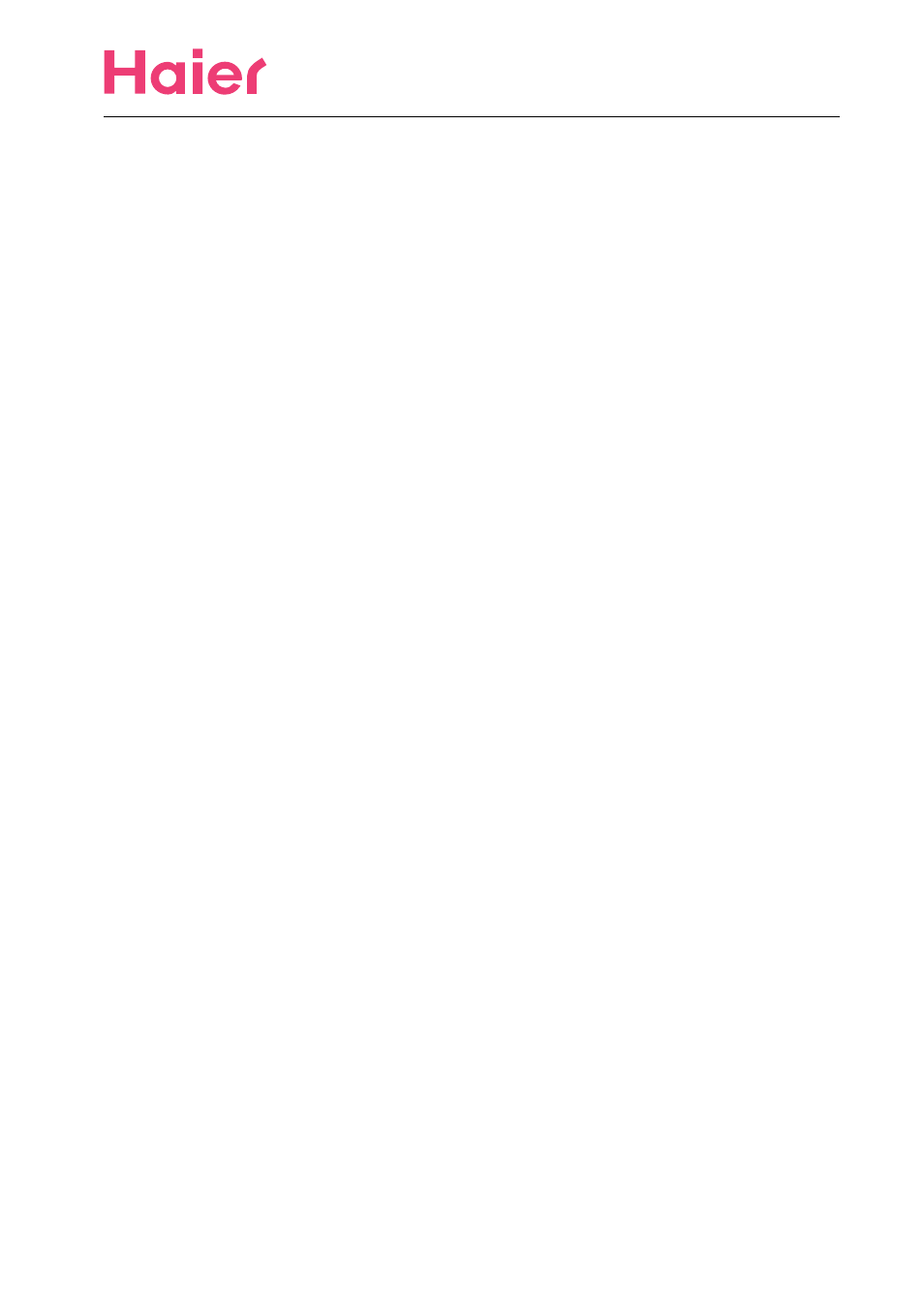 hight resolution of circuit and wiring diagram haier hd456 user manual page 14 18