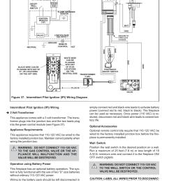 heat glo fireplace 6000tr oak user manual page 27 31 also for 6000tr oak ipi [ 954 x 1235 Pixel ]