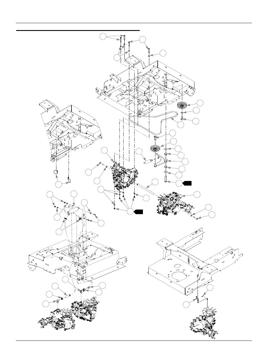 Hydro transmission installation, Hydro transmission
