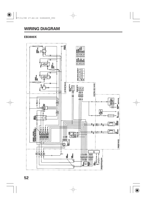 small resolution of honda eb5000 wiring diagram