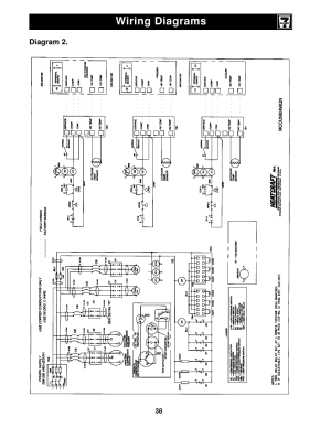 Wiring diagrams | Heatcraft Refrigeration Products II User