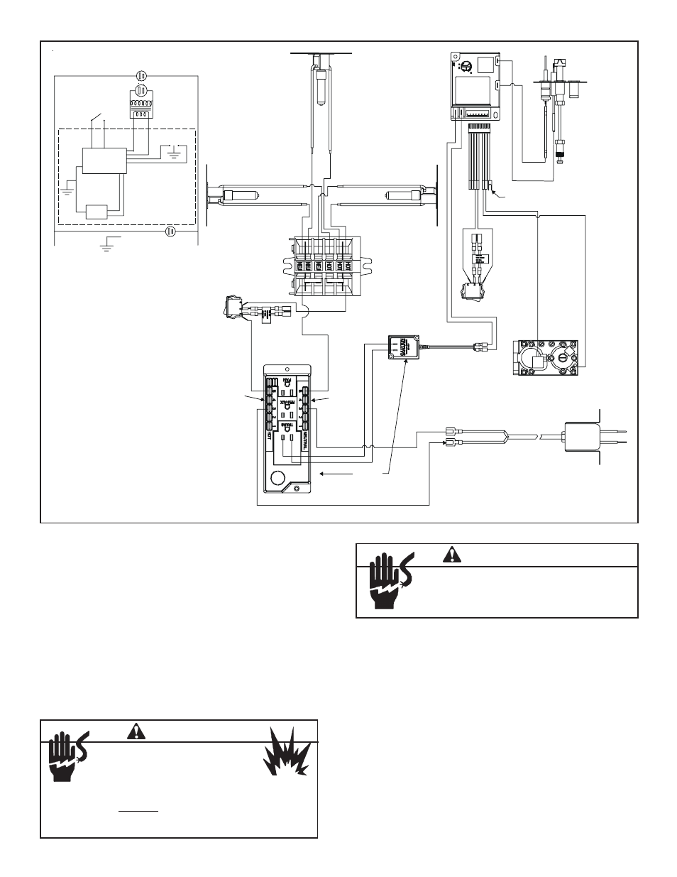 Fireplace Gas Valve Wiring Diagram Furthermore Majestic Gas Fireplace