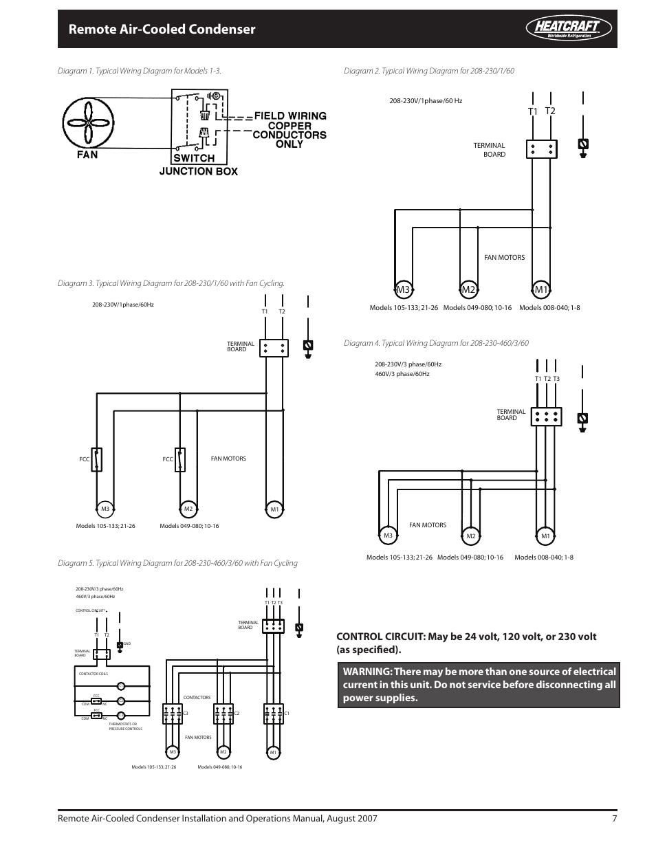 Bohn Freezer Wiring Diagrams. Chest Freezer Diagrams