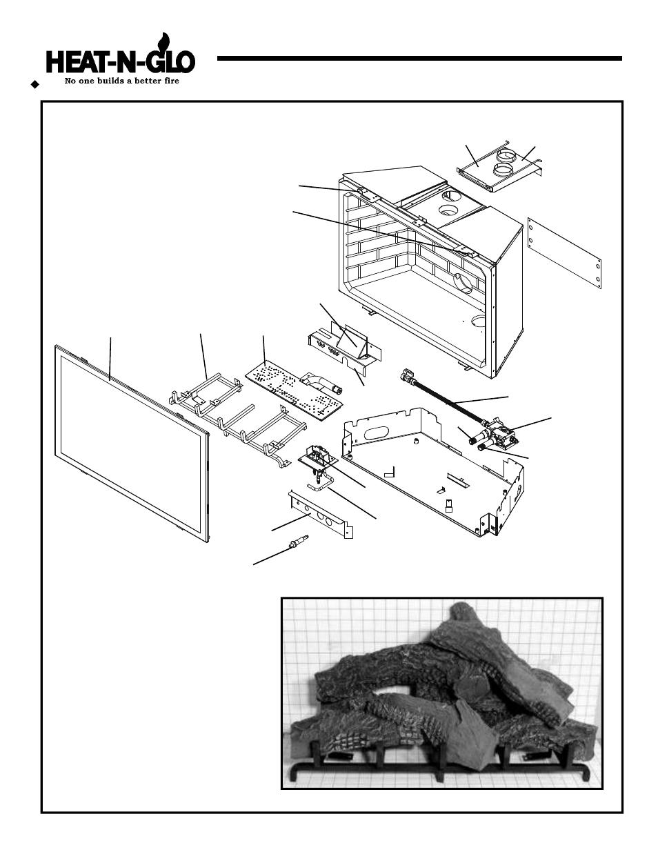 Service parts list, Service parts, Fb-grand, cfx-grand-b