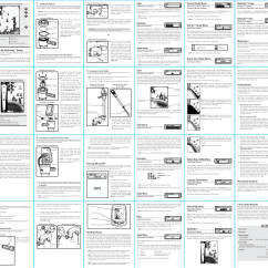 How To Read A Wiring Diagram For Trailer Lights And Electric Brakes Humminbird 140c User Manual | 1 Page Also For: Fishin' Buddy 100 Series, Platinum Id 120, 110, 130