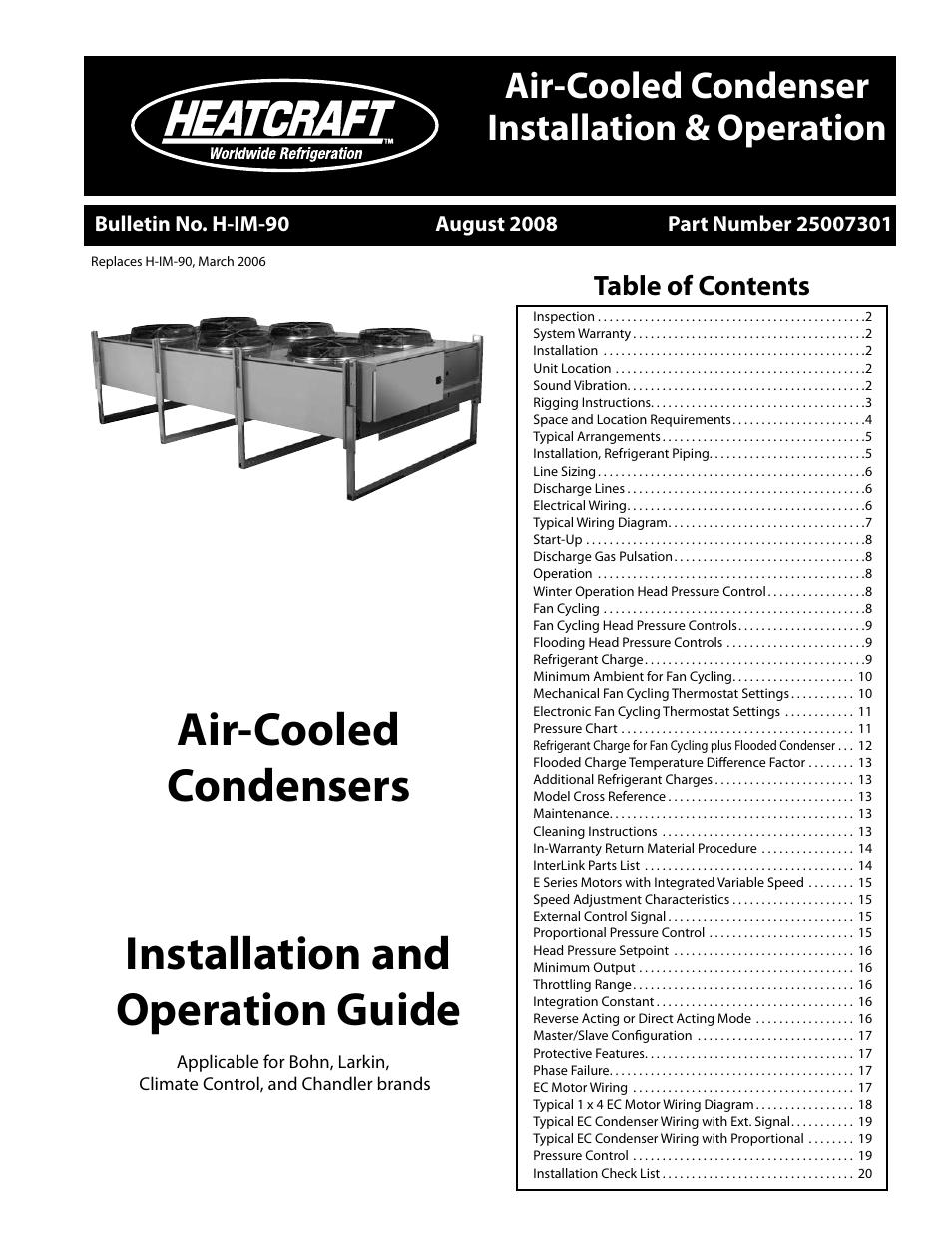 heatcraft wiring diagram for model let090bk