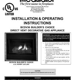 heatilator wiring diagram [ 954 x 1235 Pixel ]