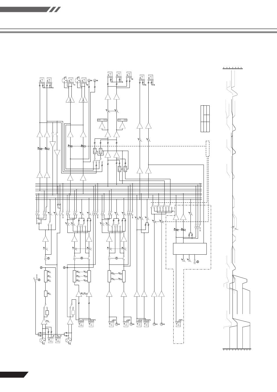 Блок-схема и диаграмма уровня, Технические характеристики