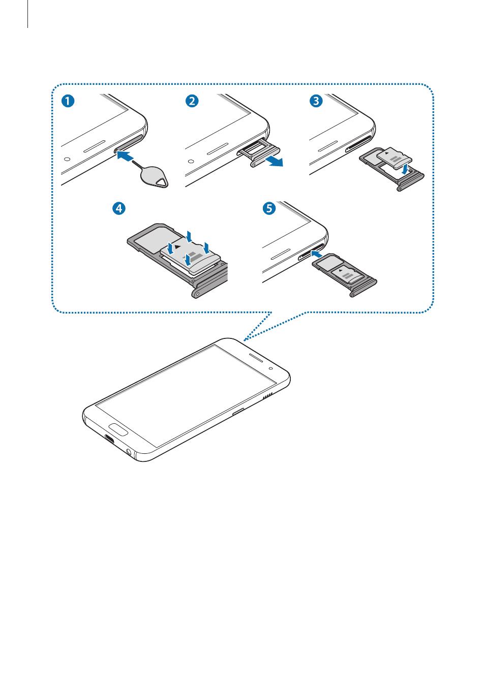Инструкция по эксплуатации Samsung Galaxy A3 SM-A320F/DS