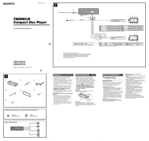 small resolution of sony cdx gt210 wiring diagram wiring diagram expertsony cdx gt210 wiring diagram 5