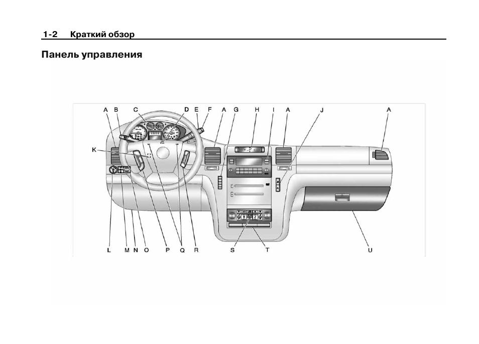 Инструкция по эксплуатации Cadillac Escalade 2011