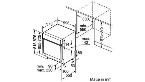User manual Siemens SN55D502EU (1 pages)