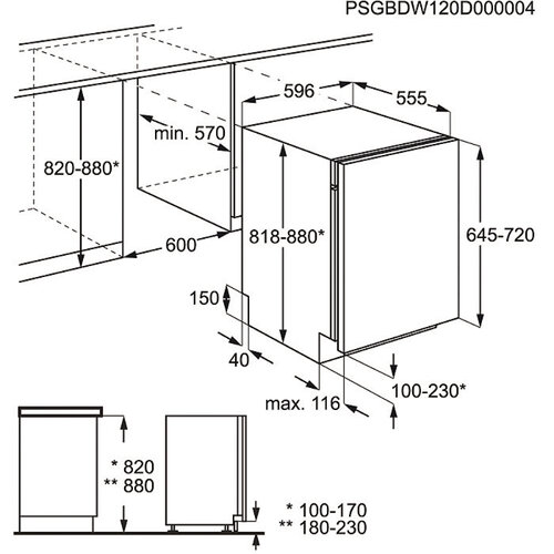 User manual Zanussi ZDT21006FA (48 pages)