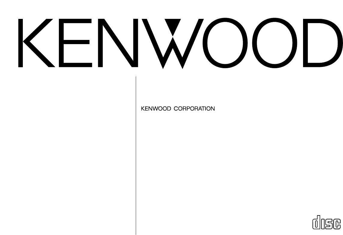 User manual Kenwood KDC-4080R (32 pages)