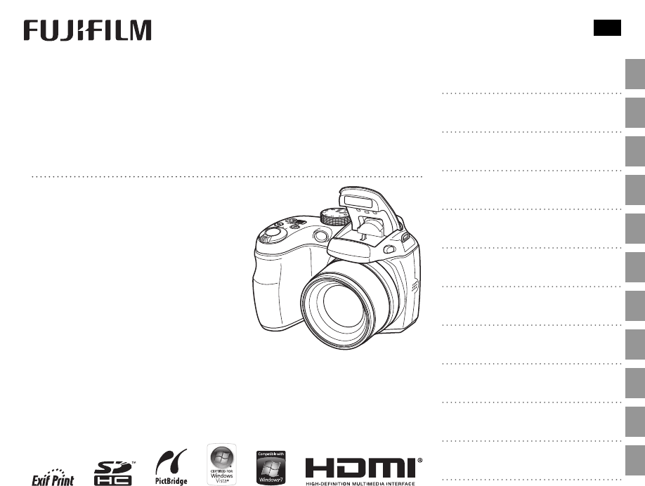 User manual Fujifilm FinePix S2950 (144 pages)