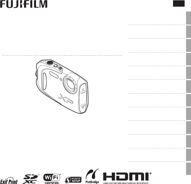 User manual Fujifilm FinePix XP70 (134 pages)