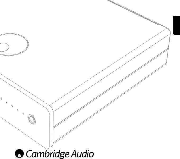 Cambridge Audio Dacmagic Manual