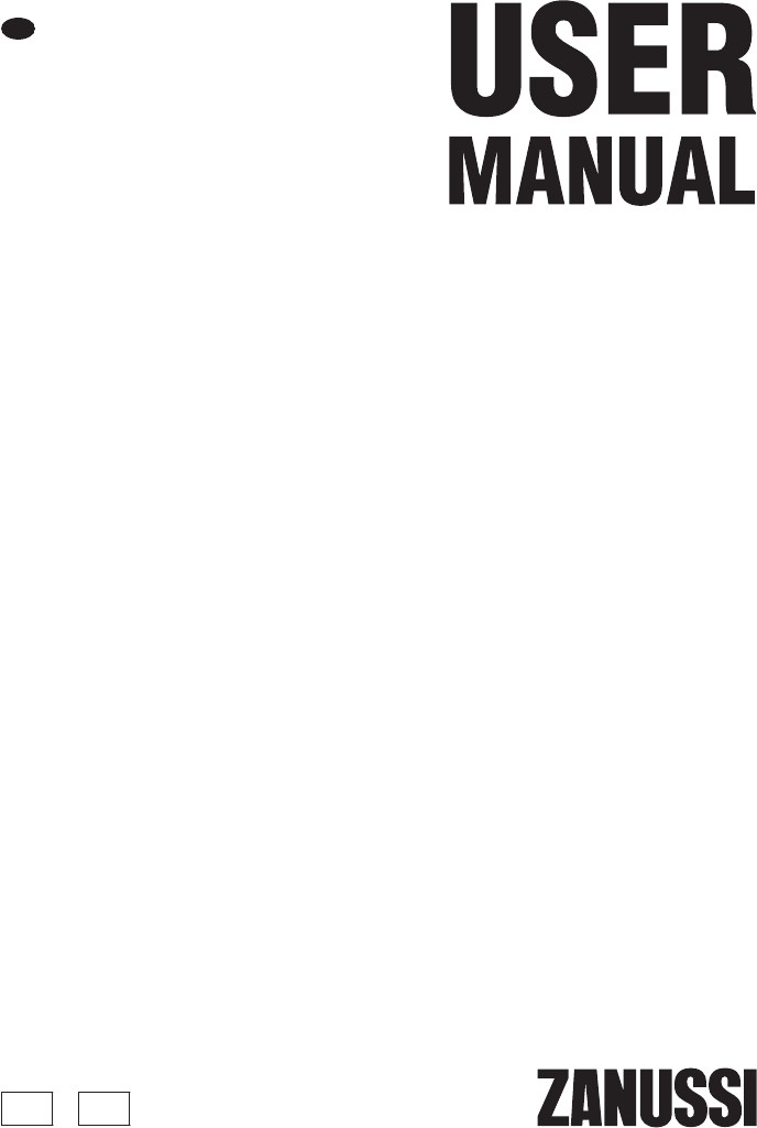 User manual Zanussi ZCG63200BA (28 pages)