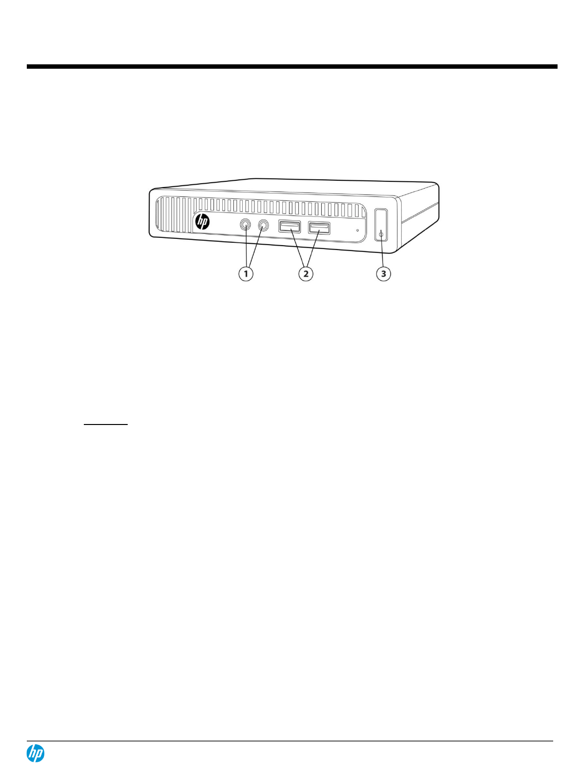 User manual HP EliteDesk 705 G1 (90 pages)