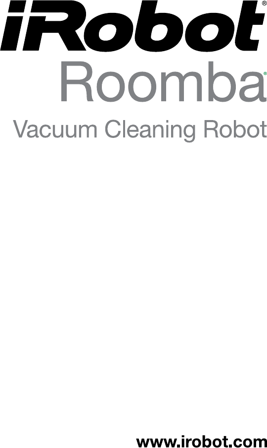 User manual iRobot Roomba 660 (36 pages)