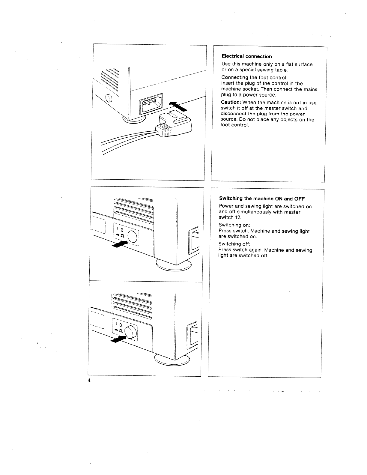 User manual Pfaff hobbylock 786 (34 pages)