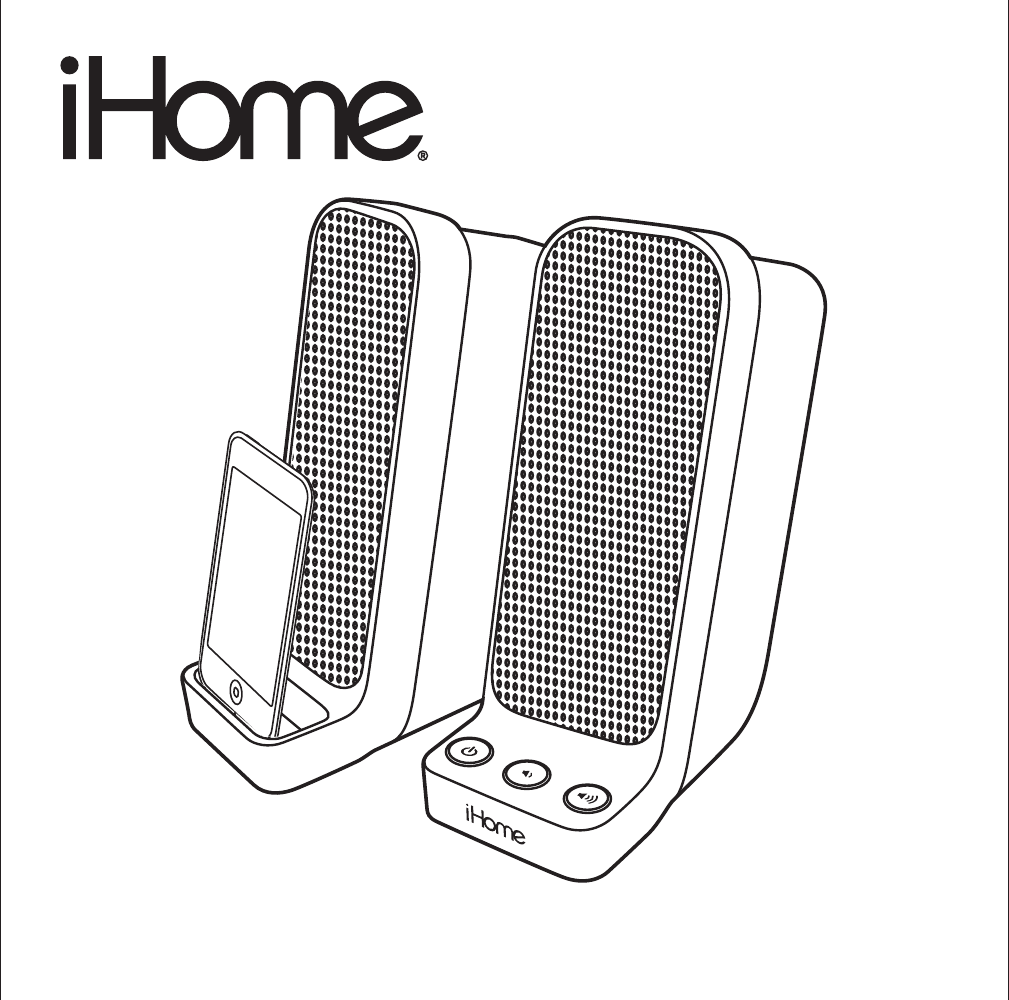 User manual iHome iP71 (12 pages)