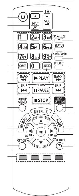 User manual Panasonic DP-UB820 (92 pages)