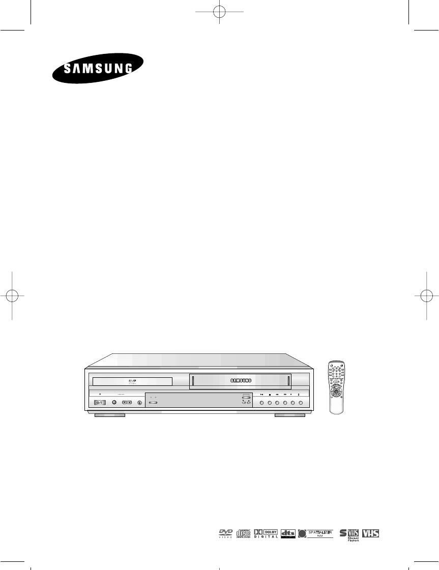 Инструкция Samsung SV-DVD1EA (38 страницы)