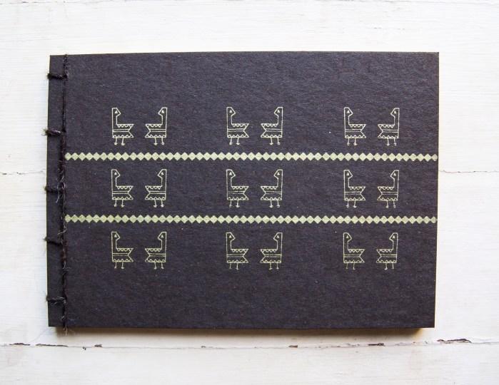 Manuche Gallinella Notebook Brown