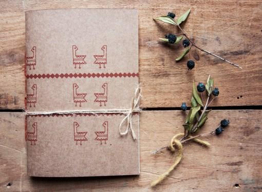 Pocket Notebook Gallinella