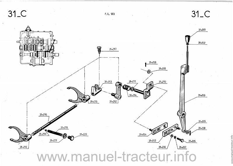 Catalogue pièces Renault 92 94 96 98 496 498 91