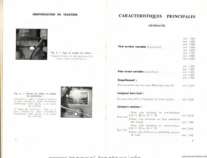 Guide entretien SOMECA 40