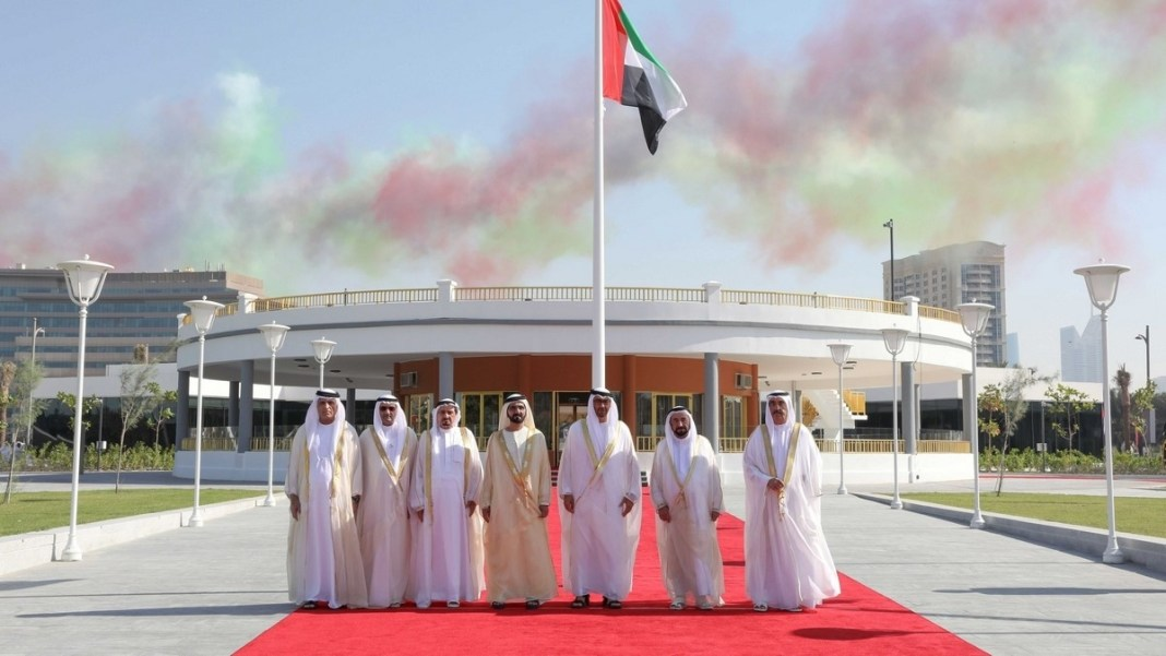 UAE leaders reveal plan to develop strategy for next 50 years