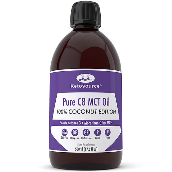 pure c8 mct oil ketosource
