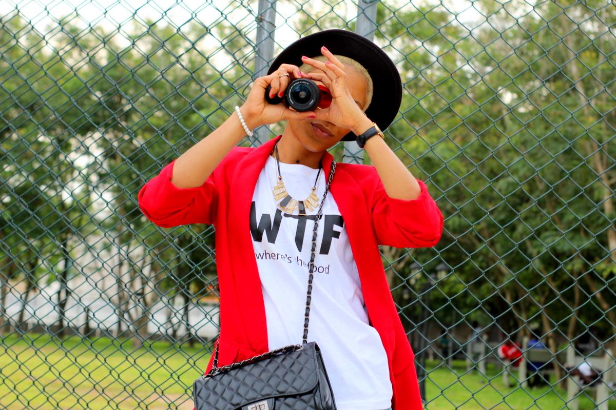 Positives vibes only Un Look parfait pour l'été Blog Mode Togo Zaful Aliexpress Togolaise Ivoirienne