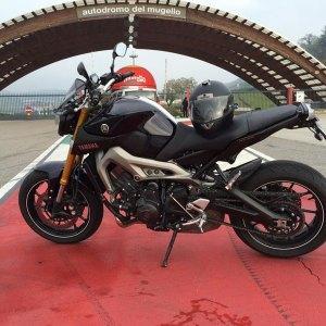 La mia evoluzione motociclistica