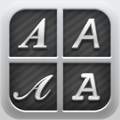 Typefaces App: visualizador de tipografías para iPhone y iPad