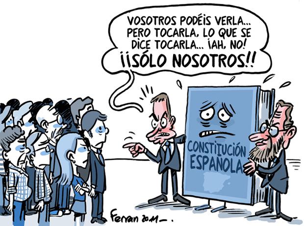 Visión del reformazo de Ferrán Martín para lainformacion.com