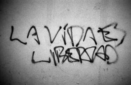 La vida es libertad