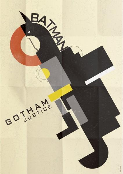 Batman. Gotham justice