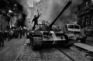 Josef Koudelka, Praga 1968
