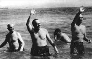 Baño de Fraga en Palomares