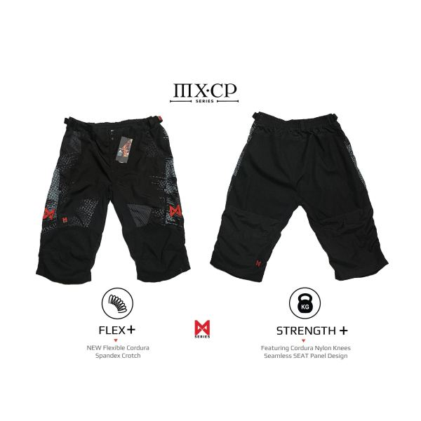 MX-CP series Swoop shorts