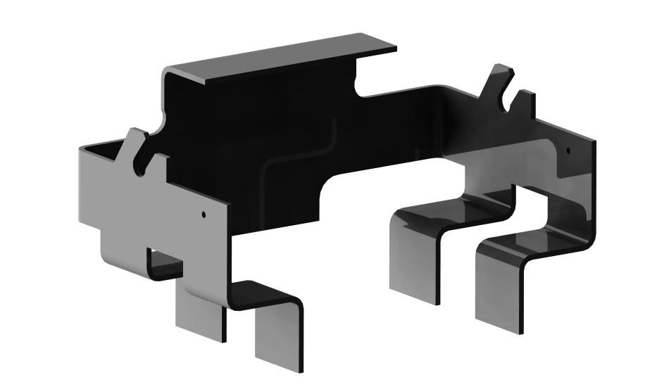 Snap Bracket Sheet Metal  ManufacturingETorg