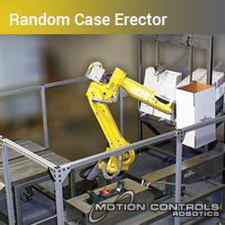 Motion Controls Robotics, Inc. - The Random Robotic Case Erector System